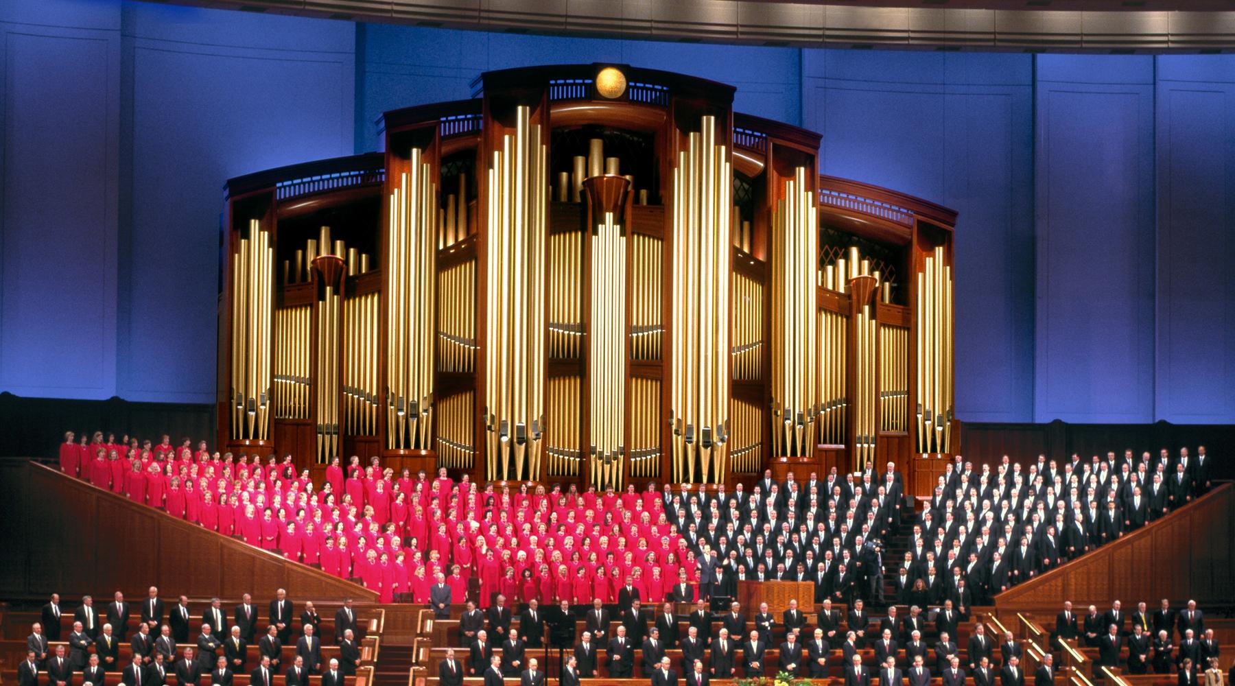 The Church of Jesus Christ of Latter-day Saints, Conference Center, Salt Lake City, UT
