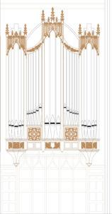 Montgomery, AL. 42-rank organ